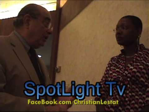Constance Johnson   Is Back On SpotLight Tv ( Stop all Meadville Pa Racism )
