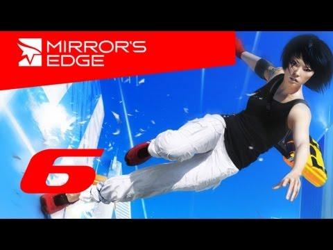 Mirrors Edge прохождение с Карном. Часть 6