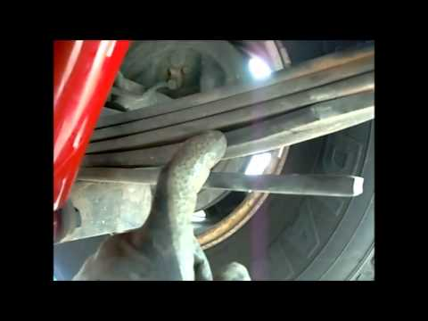 How To Install A Add A Leaf Kit From Rough Country Youtube