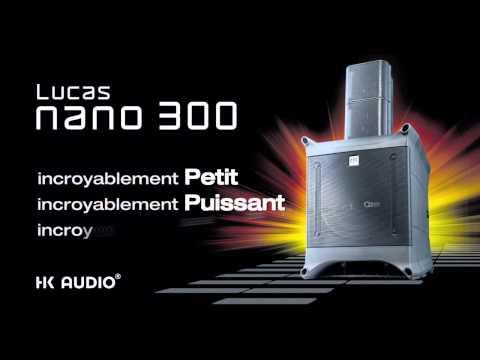 Le phénomène HK Audio Lucas Nano 300