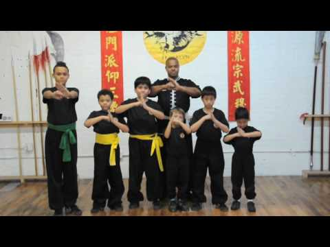 Brooklyn Eagle Claw Kung Fu #2 Image 1
