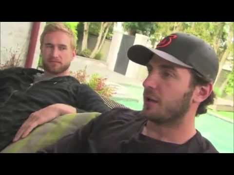 #needaroommate (Mike Richards, Jeff Carter, & their epic bromance)