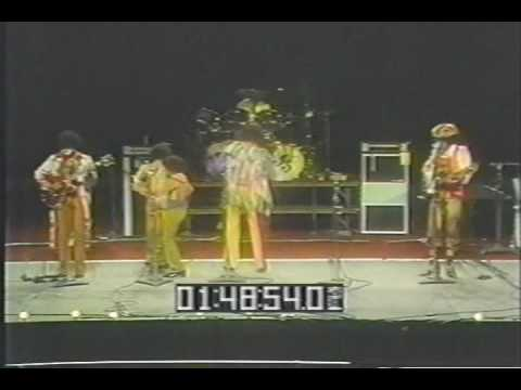 Michael jackson and the jackson five 5 live 1971 youtube for Jackson 5 mural gary indiana