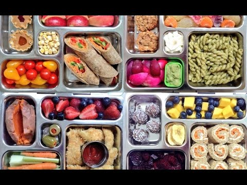 Healthy School Lunch Principles - Weelicious