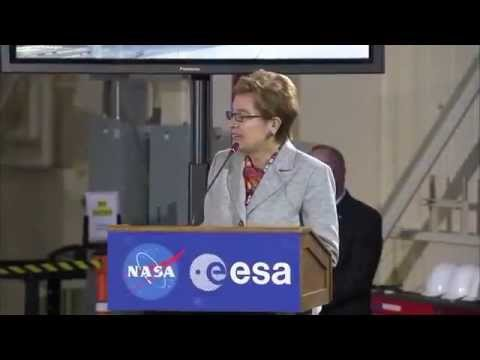 NASA Glenn's Plum Brook Station Welcomes Orion.s Powerhouse Testing Team - Rep. Kaptur Remarks
