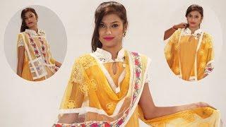 Best 4 Ways Of Wearing Dupatta For Lehenga & Anarkali | How To Wear Dupatta In Different Styles