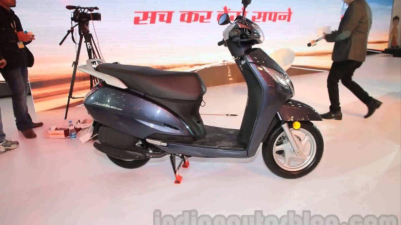 Honda Activa Models 2014 Honda Activa 2015 Model