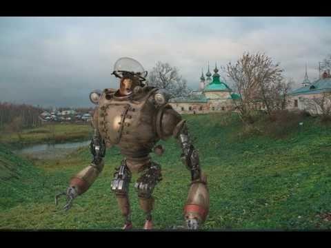 The Kollie / Soviet biorobot (music by Wolfframe)