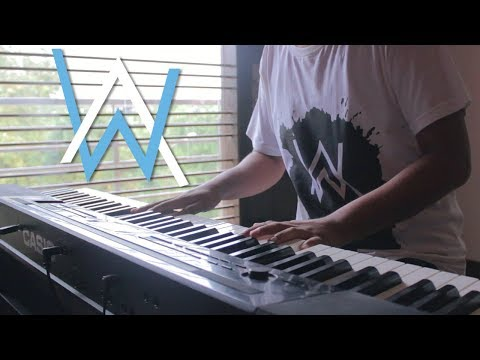Download Lagu  Alan Walker - Darkside - PIANO feat. Au/Ra and Tomine Harket Mp3 Free