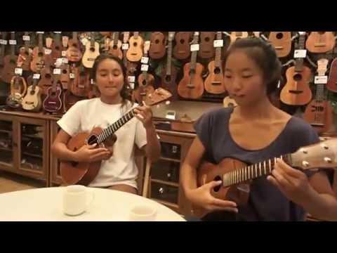 Honoka & Azita Play