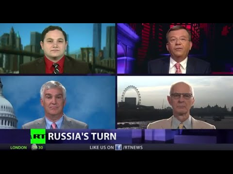 CrossTalk on Syria: Russia's Turn