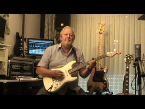 Wonderland By Night - Bert Kaempfert (on Guitar Played By Eric)