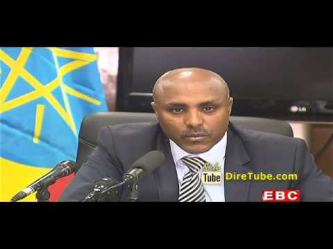 The Latest Amharic Evening News From EBC Dec 15, 2014