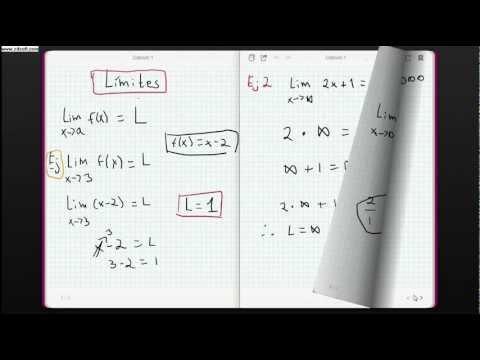 Cálculo 1 - Qué es un límite