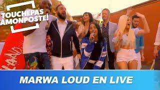 """Marwa Loud chante son tube """"Fallait pas"""" avec les chroniqueurs"""