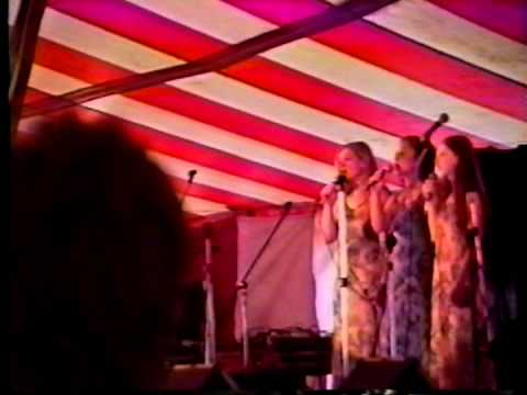 Sweet Harmony performance - Cabell County Fair, Milton, WV 1997