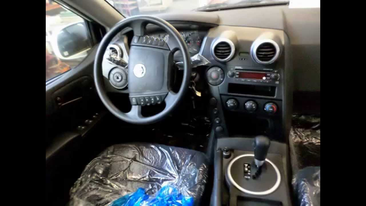 Ssangyong Actyon Interior Photo Slide Show 30 Sports Plus Pickup For Sale Ontario California
