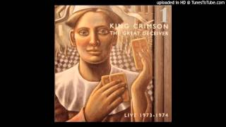 Watch King Crimson Easy Money video