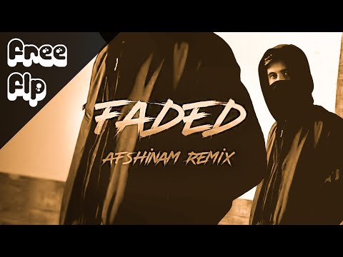 Alan walker - Faded (AFSHINAM REMIX) | FREE FLP