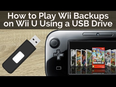 How to Play Wii Backups on Wii U