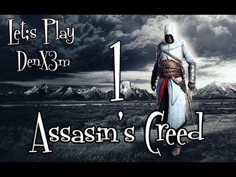 Прохождение Assassin's Creed™ / (ч.1 Кто все эти люди?)