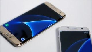 Видео обзор смартфонов Samsung Galaxy S7 и S7 Edge