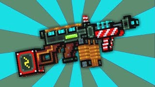 PROBANDO ASISTENTE LASER EN PIXEL GUN 3D | Pixel Gun 3D | enriquemovie