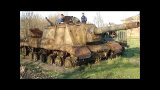 15 Most Incredible Abandoned Tanks