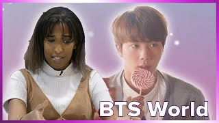 We Played The New BTS World Game