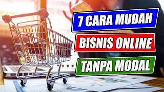 download lagu 7 Cara Mudah Bisnis Online Tanpa Modal  Bisnis gratis