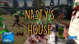 Gmod Zombie Survival: Nasty's House