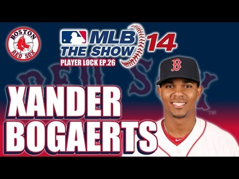 MLB 14 The Show Player Lock Ep.27: Xander Bogaerts