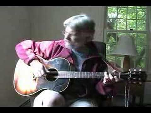 Dave Van Ronk - St Louis Tickle