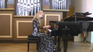 Bach Prelude and Fugue a minor BWV 889 DWK II