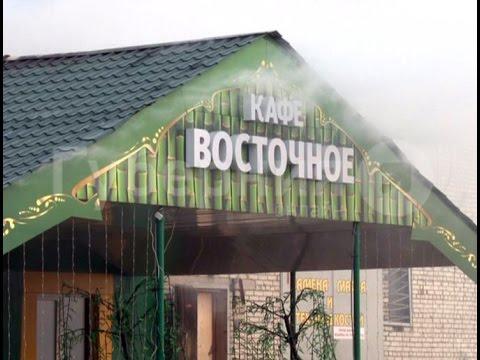 Пожар в кафе стал причиной автомобильной пробки в Индустриальном районе Хабаровска.  MestoproTV