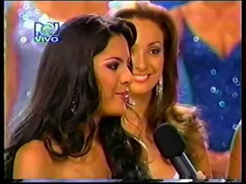 JULIO NAVARRO PRODUCCIONES 3 PARTE MISS COLOMBIA 2003 VALLE KATHERINE DAZA MANCHOLA