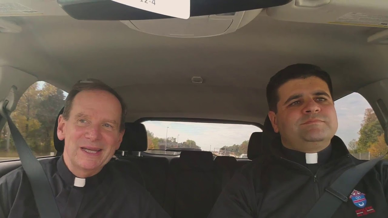 Carpool Theology What do I do if I think I'm being called to the priesthood