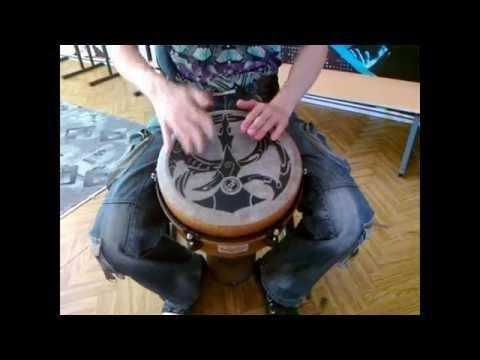 Djembe Rhythm - Makru