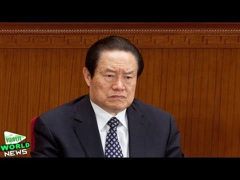China Corruption: Life Term For Ex-Security Chief Zhou