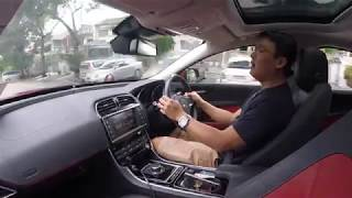 2018 Jaguar XE Full In Depth Review | EvoMalaysia.com