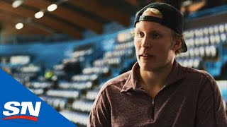 Patrik Laine Knows He's Going To Play Somewhere, Prepared For Anything
