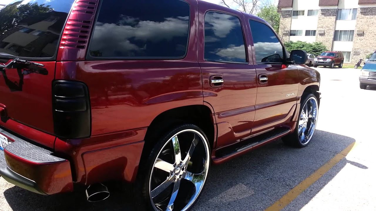 Denali On 28s Youtube