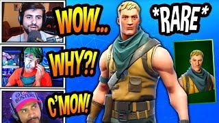 "STREAMERS REACT TO *RARE* ""RANGER"" SKIN COMING BACK! Fortnite FUNNY & SAVAGE Moments"