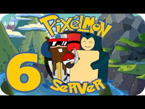 Pixelmon en un server | Episodio 6 | Combates VS subs