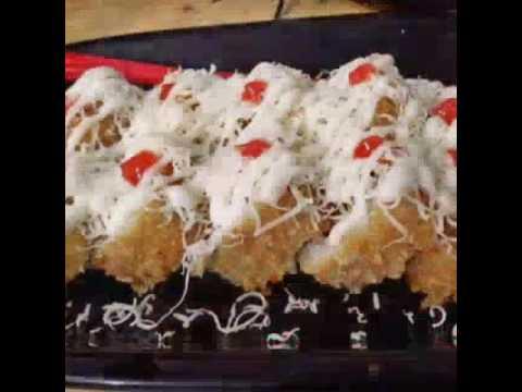 Sushi halal delivery jakarta - Shiawase