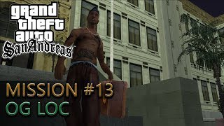 Grand Theft Auto: San Andreas - Mission #13 - OG Loc | 1440p 60fps