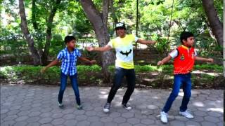 Tattad Tattad Dance Performance By Me With My Student Yash, Aagham & Dev Sir
