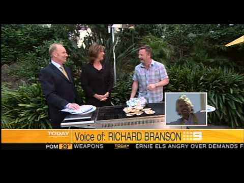 Today Show - Luke Mangan and  Richard Branson.wmv