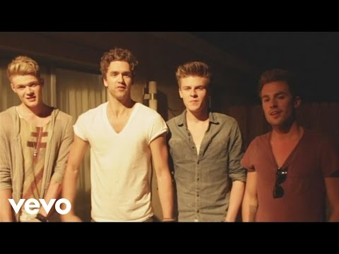 Lawson - Taking Over Me (behind The Scenes) video