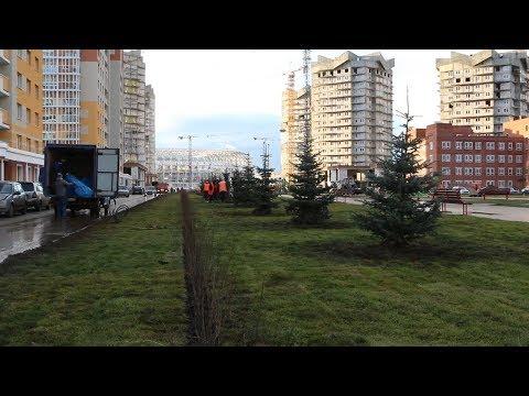 В Саранске проспект Юбилейный переименовали в проспект Российской армии